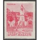 Tosolini's Sport-Magazin (WK 17 - rot - Diskuswerfen) Taipale