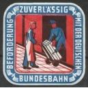 Deutsche Bundesbahn, Beförderjung zuverlässig mit