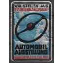 Frankfurt 1955 37. Automobil Ausstellung ... (WK 01 )