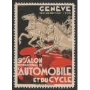 Genève 1932 9e Salon de l'Automobile et du Cycle