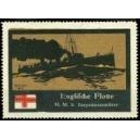 Englische Flotte H.M.S. Torpedozerstörer