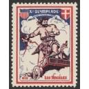 Olympiade 1932 Los Angeles Dansk Olympisk Maerne (Wagen)