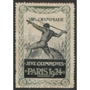 Olympiade 1924 Paris (Speerwerfer)