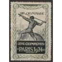Olympiade 1924 Paris (Speerwerfer)