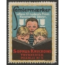 Kruckows Trykkerier, Samlermaerker ... (WK 01)