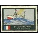 Französische Flotte T.B.Z. Carabinier