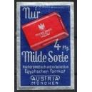 Milde Sorte Nur 4 Pfg ... Austria München (WK 02)