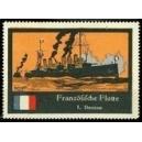 Französische Flotte L. Danton