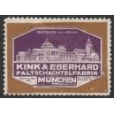 Kink & Eberhard Faltschachtelfabrik München ... (WK 01)