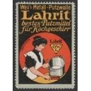 Lahrit bestes Putzmittel für Kochgeschirr (WK 01)