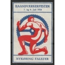 Nykobing 1924 Haandvaerkerfesten ...