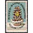 Riekes Sahne Baumkuchen Achim (WK 01)
