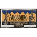 Burger Etiketten- u. Plakatfabrik Augsburg ... (WK 01)