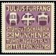 Fürfang Stuhl- u. Tischfabrik München (lila)