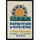 Strasbourg 1935 Exposition d'Hygiène (WK 01)