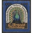 Arnold Nürnberg Chemische Reinigung Färberei ... (blau)