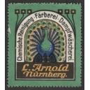 Arnold Nürnberg Chemische Reinigung Färberei ... (grün)