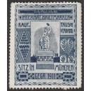 Bavaria Internat. Briefmarken Verband ... (blau)
