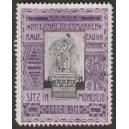 Bavaria Internat. Briefmarken Verband ... (lila)