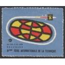 Belgrade 1959 IIIeme Foire Internationale de la Technique