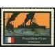 Französische Flotte Nachtübung