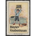 Bleyle's Knabenhosen (WK 01)