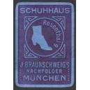 Braunschweig's Nachfolger München Schuhhaus (lila)