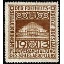 Breslau 1913 Jahrhundertfeier Freiheitskriege (braun)