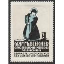 Grimm & Bleicher Grossbuchbinderei München ... (WK 01)