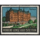 Lentz Tinten-Fabrik Stettin 01 Rathaus