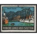 Lentz Tinten-Fabrik Stettin 04 Werft Vulcan