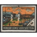 Lentz Tinten-Fabrik Stettin 05 Hansabrücke