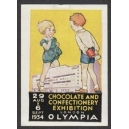 London 1934 Chocolate and Confectionery Exhibition