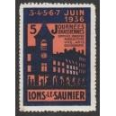 Lons le Saunier 1936 Journees Jurassiennes ... (WK 01)