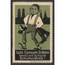 Lutz Consum-Creme beste und billigste Schuhcreme (WK 01)