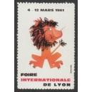 Lyon 1961 Foire Internationale (WK 01)