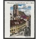 Münchner Jugend - Marke Ser I No 02 Altmünchen