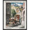 Münchner Jugend - Marke Ser I No 03 Hochzeitsreise