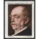 Münchner Jugend - Marke Ser I No 05 Bismarck