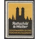 Rothschild & Walter Schuhwaren en gros München (WK 01)
