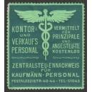 Zentralstellennachweis für Kaufmänn. Personal ... (grün)