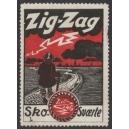 Zig-Zag Sko-Svaerte (WK 01)