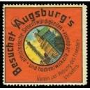 Augsburg Besuchet ... (WK 02)