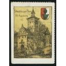 Augsburg Schwiebbogen Thor (WK 01)
