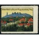 Augustusburg Höhen-Wald-Luftkurort ... (WK 01)
