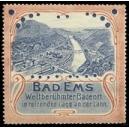 Bad Ems Weltberühmter Badeort ... (Lahntal - rosa)