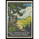 Bayerische Ostmark Ruhe und Erholung ...