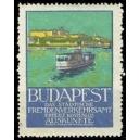 Budapest Fremdenverkehrsamt erteilt Auskünfte (WK 01)