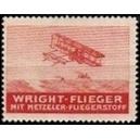 Metzeler Wright - Flieger (rot)