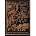 Eisenach am Fuße der Wartburg Thüringer Wald (WK 01)